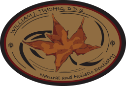 William J. Twohig, DDS Weyauwega dentist logo